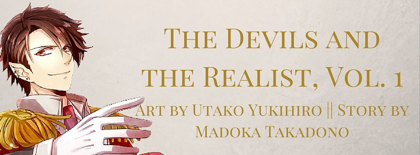 Manga Review: The Devils and the Realist, vol 1