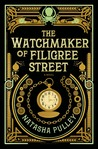 Book Review: The Watchmaker of Filigree Street by Natasha Pulley