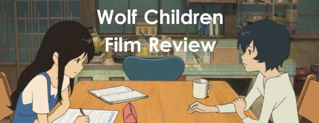 Film Review: Wolf Children