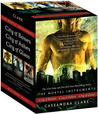 The Mortal Instruments Boxed Set: City of Bones; City of Ashes; City of Glass (The Mortal Instruments, #1-3) by Cassandra Clare